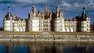 法国香波城堡