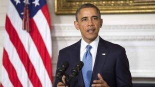 La loi sur l'immigration faisait partie des promesses de campagne de Barack Obama.