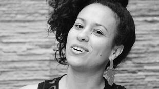 La chanteuse argentine Mariana Yegros dite La Yegros.