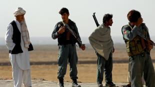 Antigo campo de treinamento da Al-Qaeda em Kandahar, no Afeganistão, em foto de 2010.