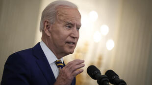 US President Joe Biden said being denied holy communion by the Catholic church is 'not going to happen'