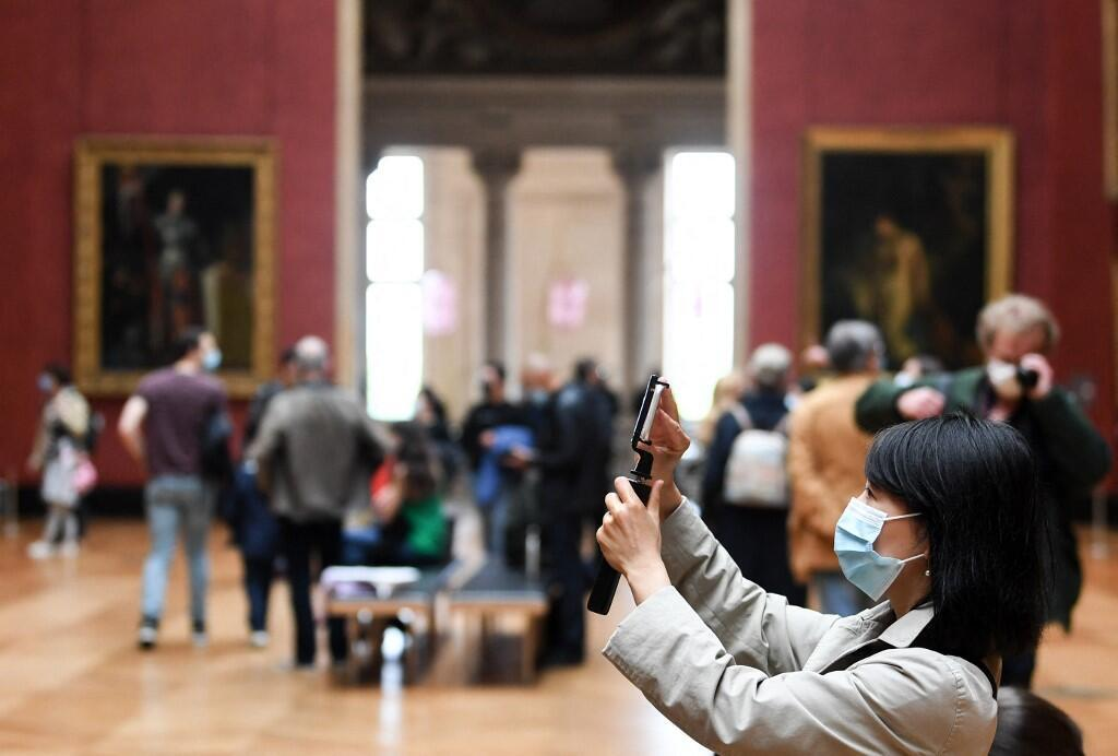 Paris Museum reopening 19 May Le Louvre