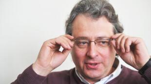 Писатель Максим Осипов