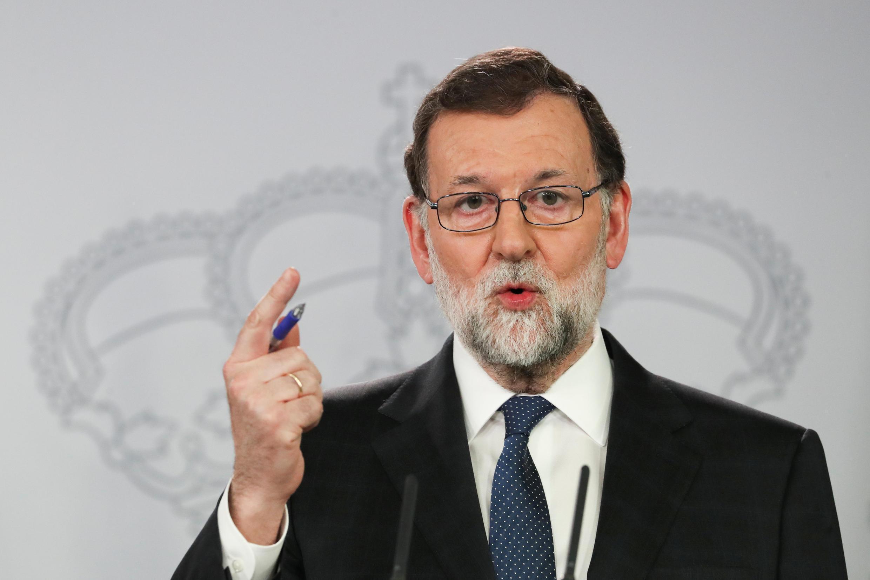 O primeiro-ministro espanhol, Mariano Rajoy, avisou que o ETA não deve esperar impunidade após anúncio de dissolução