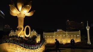 Ngày 20/12/2019, Macao kỷ niệm 20 năm ngày trở về Trung Quốc.