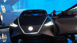 Fast forward: Nissan's view of the future of motor transport.