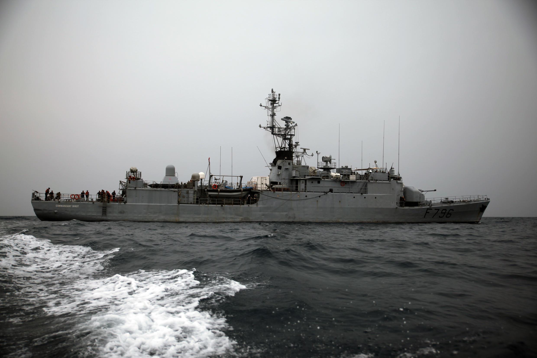 Французский патрульный корабль «Капитан Биро»