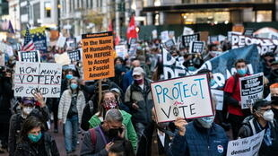 USA-ELECTION-NEW-YORK-PROTEST