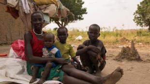 Iyalai na cikin yunwa a Sudan ta Kudu