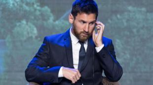 Lionel Messi na Barcelona