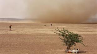 Le pays Afar, en Érythrée, est l'un des territoires les plus chauds du globe.
