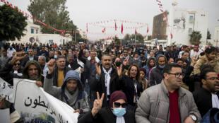 Tunisie - Sidi Bouzid
