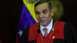 Mkuu wa Mahakama Kuu nchini Venezuela Maikel Moreno, atafutwa kwa udi na uvumba na Marekani.