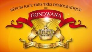 République Trés Trés démocratique du Gondwana, par Mamane.