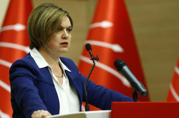 سلین ساییک بوکه، سخنگوی حزب جمهوری خواه خلق ترکیه