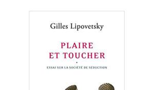 Couverture de «Plaire et toucher, essai sur la société de séduction», de Gilles Lipovetsky.