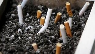 Axa is pulling out of tobacco