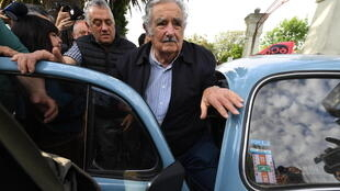 Mujica became a cult figure during his 2010-15 rule, known as 'the world's poorest president' for giving away most of his salary and driving an old Volkswagen Beetle