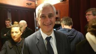 Stéphane Layani, Président Directeur Général du Marché de Rungis.