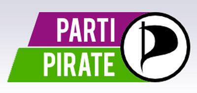 Logo du Parti Pirate.
