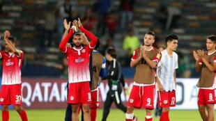 Les joueurs du Wydad Casablanca ont perdu face à ceux du CF Pachuca en Coupe du mondes des clubs 2017.