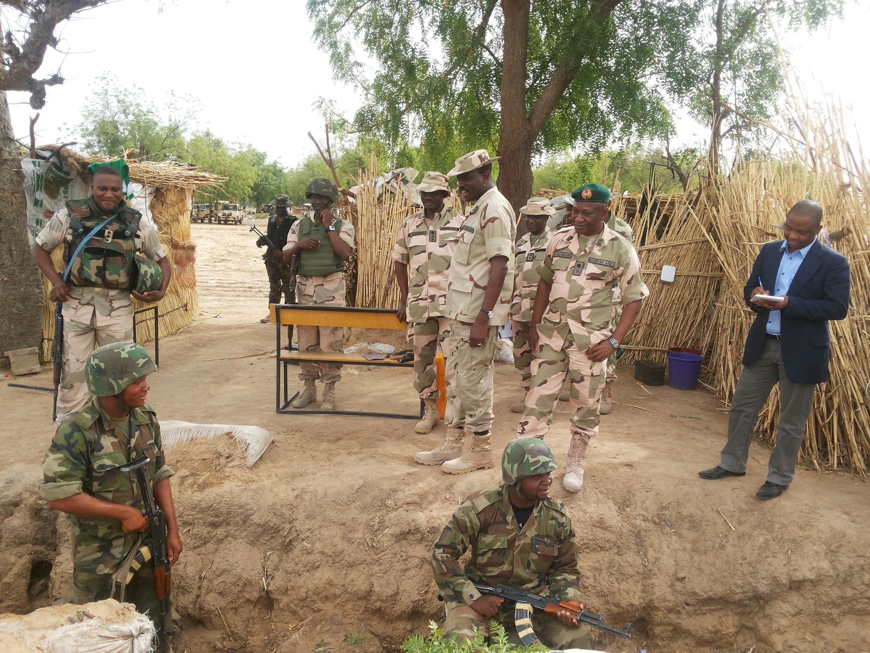 Jami'an tsaron Najeriya na farautar Boko Haram