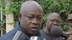Cipriano Cassamá, presidente da Assembleia nacional popular da Guiné-Bisasu