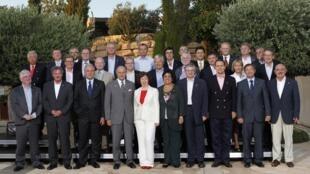 Ministro das Relações Exteriores da Europa em encontro informal em Pafos (Chipre).