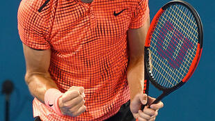 Grigor Dimitrov claimed his first title in more than two years at the Brisbane International.