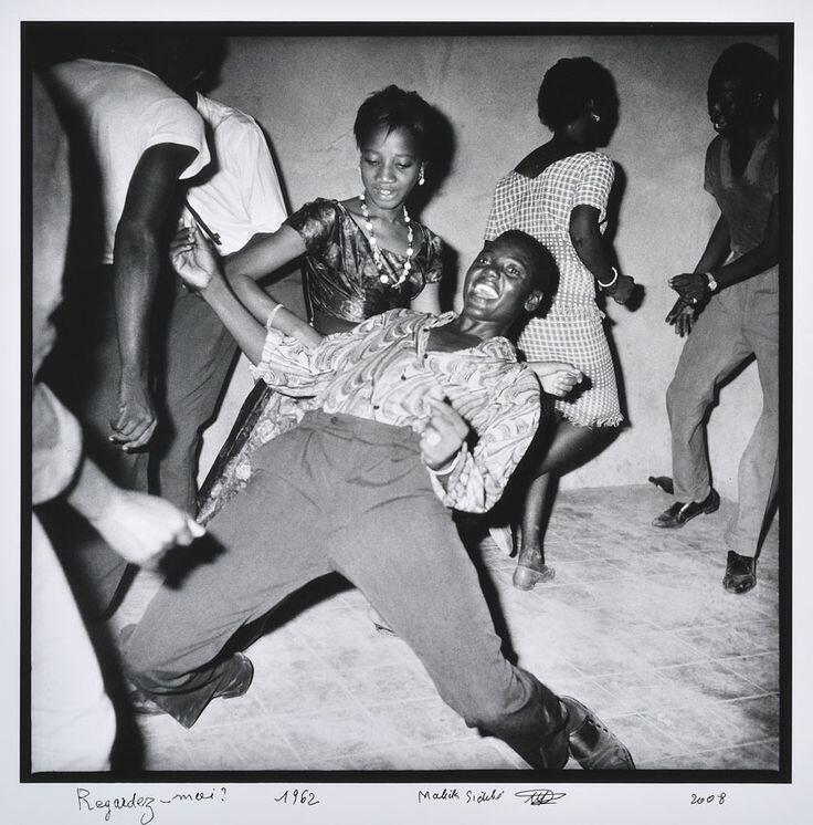 Malick Sidibé, Regardez-moi! 1962