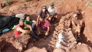 Dinosaurios Neuquén Argentina