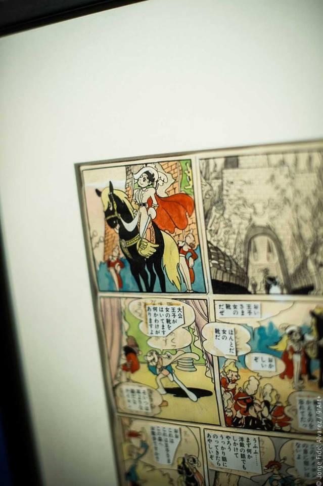 O trabalho de Ozamu Tezuka é destaque em Angoulême.