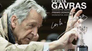 Le réalisateur français d'origine grecque, Costa-Gavras, a été récompensé du prix Donostia au festival international du film de San Sebastian le 21 septembre.