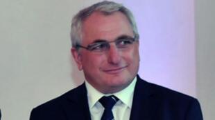 Charles Malinas, ambassadeur de France en Centrafrique.