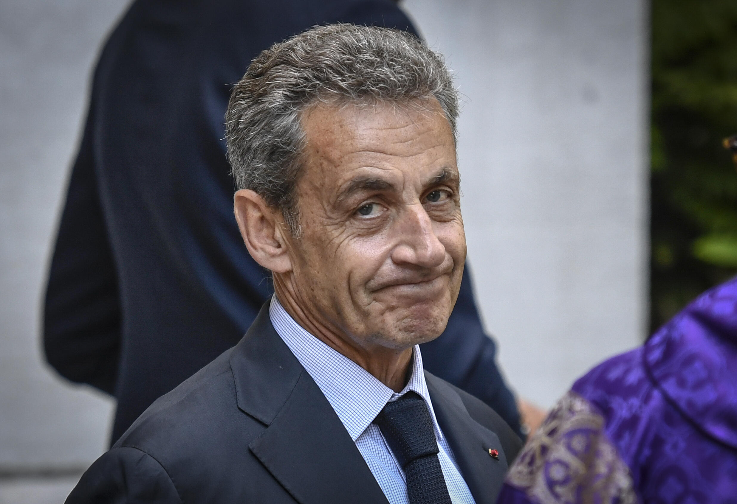 Sarkozy is charged with illegal financing of his 2007 presidential campaign