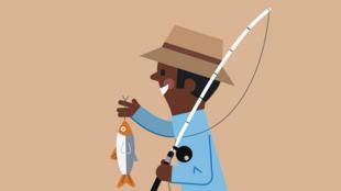 DjuDju et le pêcheur