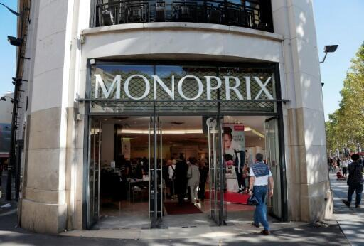 """Monoprix has sealed what the French media described as a """"historic"""" deal with Amazon"""
