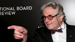 Chủ tịch ban giám khảo Liên hoan Cannes 2016, George Miller.