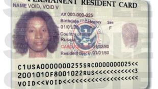 La famosa 'green card' permite trabajar, invertir, estudiar o jubilarse como cualquier ciudadano norteamericano.