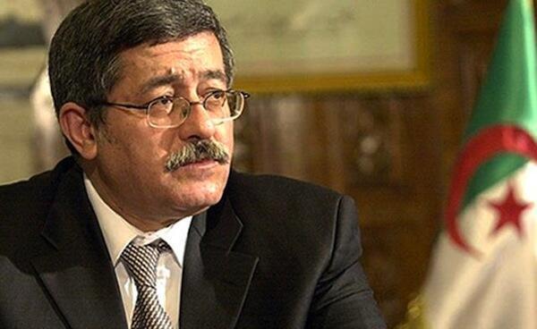 Ahmed Ouyahia waziri mkuu wa Algeria