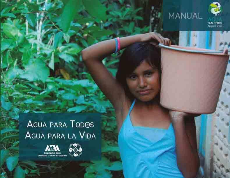 Campaña por el derecho al agua de la Unión de Científicos Comprometidos con la Sociedad, México.