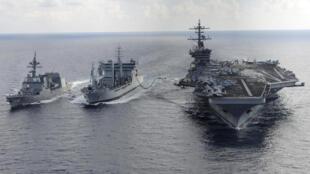 Chuyển trục sang châu Á là một trong những trọng tâm chiến lược của Hoa Kỳ.