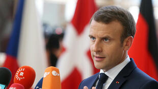 Emmanuel Macron, le 29 juin 2018.