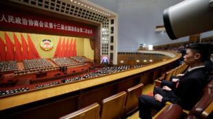 一年一度的中國全國政協會議3月3日在北京開幕
