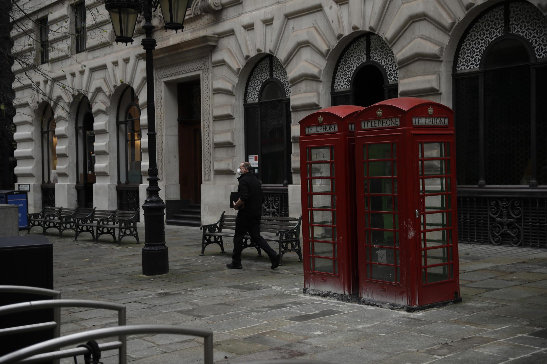 Londres reconfinement Boris Johnson