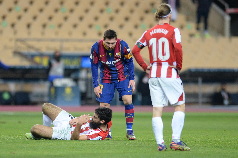 Karawa tsakanin Barcalona da Athletico Bilbao
