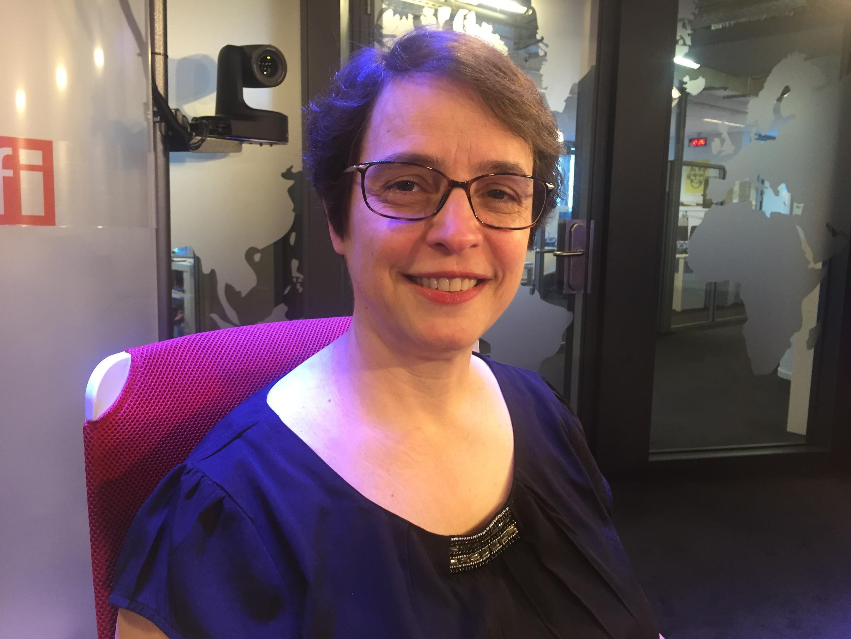 Maria Inês Guimarães, diretora artística do Festival Internacional e Encontro do Choro de Paris.