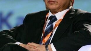 Kang Rixin était directeur général de l'entreprise publique China National  Nuclear Corporation (CNNC).