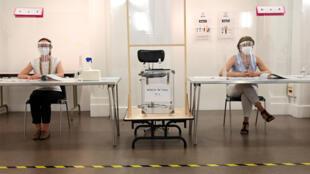 Cerca de 16 millones de franceses están llamados a las urnas para participar en la votación definitiva para elegir alcalde en los 5.000 municipios en los que la primera vuelta no fue decisiva.