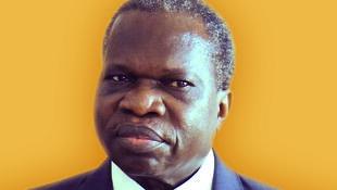 Jean Willybiro Sacko, ministre conseiller spécial à la Présidence chargé du programme DDR.